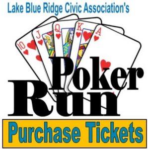 Poker Run on the Lake