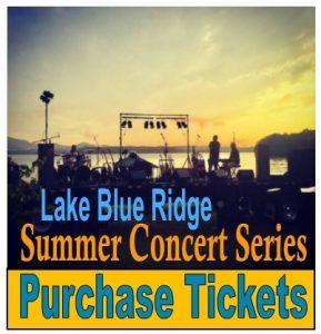 Lake Blue Ridge Summer Concert Series